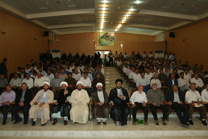 برگزاری همایش ناظران شورای نگهیان در پارس آباد +تصاویر