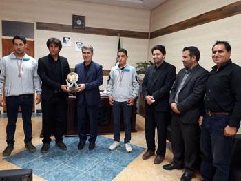 فرماندار پارس آباد: قهرمانان ورزشی، الگوی مناسبی برای نسل جوان هستند