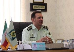 دستگیری ۱۷معتاد متجاحر در پارس آبادمغان