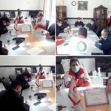 راه اندازی ۱۸خانه هلال در پارس آباد