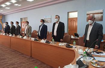 کاظم کریمی رئیس شورای شهر پارس آباد شد